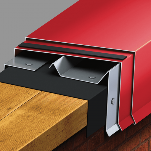 PAC-Continuous Cleat Coping