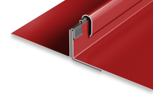 High Snap-On Standing Seam Panel