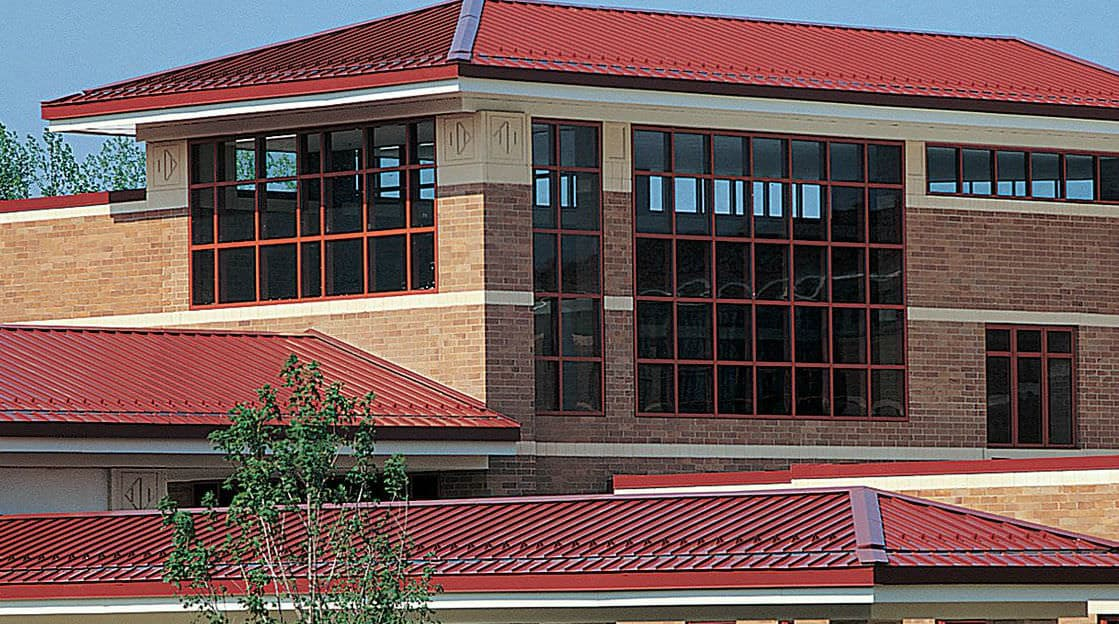 Chicago Commercial Sheet Metal Roofing Services | Chicago Sheet Metal